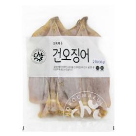 건오징어(2미)