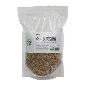 유기농통밀쌀(800g)