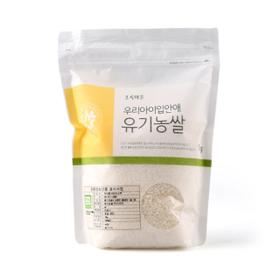 우리아이입안애유기농쌀(1kg)