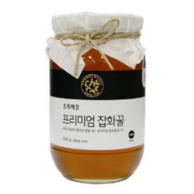 프리미엄잡화꿀(600g)
