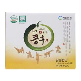 유기하늘빛전두유콩후(달콤135mL×20포)