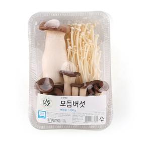 무농약모듬버섯(200g)