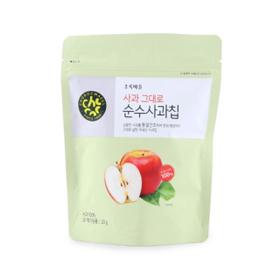 순수사과칩(20g)