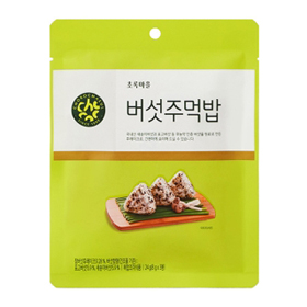 버섯주먹밥 24g(8g×3봉)