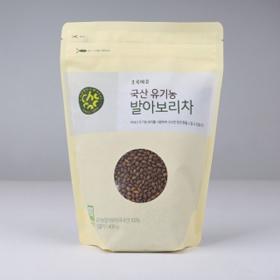국산유기농발아보리차(400g)