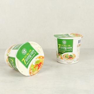 7가지채소가득우리밀라면(72.5g)