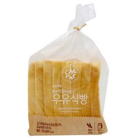 우유식빵(350g)