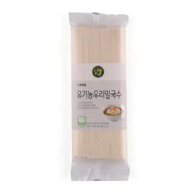 유기농우리밀국수(400g)