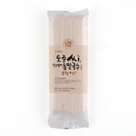 토종씨앉은뱅이통밀국수(400g)