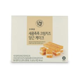 새콤촉촉크림치즈당근케이크(45g×3개입)
