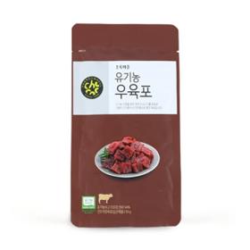 유기농우육포(50g)