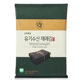 유기수산재래김(전장/7매)