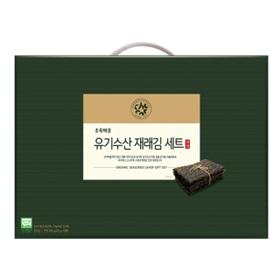 유기수산재래김세트(전장)