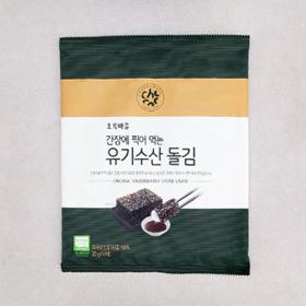 유기수산돌김(20g)