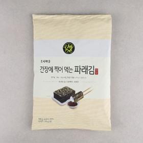 간장에찍어먹는파래김(10g)