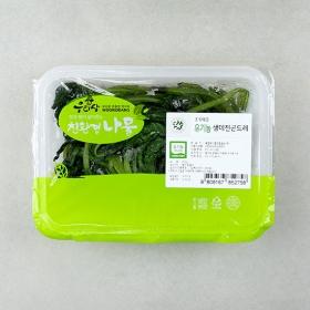 유기농생데친곤드레 (200g)