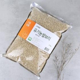 [기획]유기농쌀보리(2.5kg)