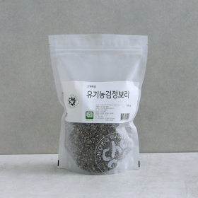 유기농검정보리(800g)
