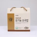 정월대보름유기농오곡밥(700g)