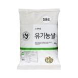 유기농칠분도미(4kg)