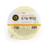 유기농백미밥(210g)
