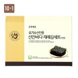 유기수산재래김세트(전장/25g×12봉)