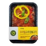 우리밀고추장불고기(500g)