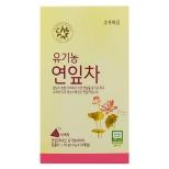 유기농연잎차(티백/1.0g×10입)