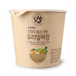 7가지채소가득우리밀짜장(74.7g)