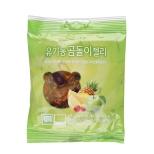 유기농곰돌이젤리(100g)