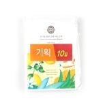 [기획]유기농레몬순면마스크팩(25g×10입)