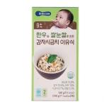 한우와쌀눈쌀로만든감자시금치이유식(120g×2개)