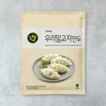 우리밀교자만두(500g)