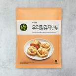 우리밀김치만두(500g)