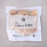 우리밀로만든수제비(500g)