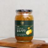 무농약유자로만든꿀유자차(580g)