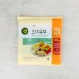 [기획]국내산콩두부로만든조미유부(162g×2개입)