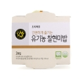 유기농찰현미밥(번들/210g×3개입)