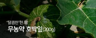무농약이상_호박잎(200g)