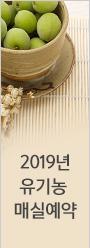 2019 유기농매실예약