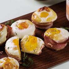 바쁜 아침 뚝딱, 달걀빵