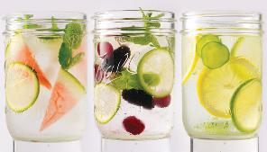 물, 더 맛있고 건강하게 마시는 법 관련 이미지