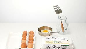 건강한 닭이 낳은 동물복지 유정란 관련 이미지