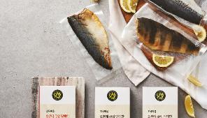 오븐에 구워 더욱 담백한 초록마을 생선구이 3종 관련 이미지